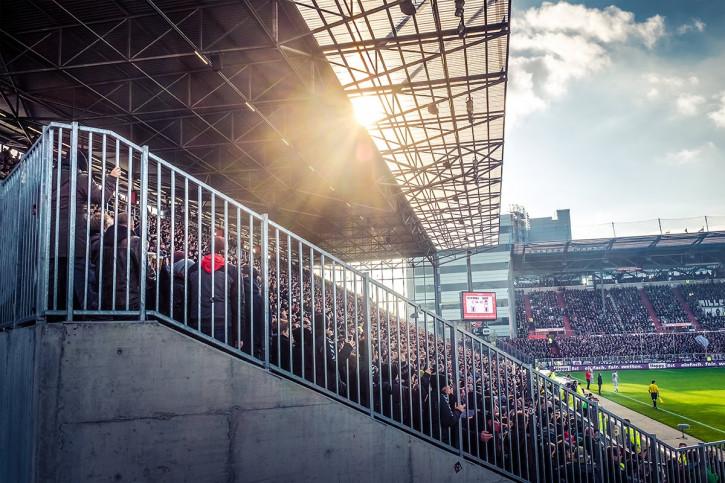 Gegengerade Millerntor 2014 - Olaf Tamm - FC St. Pauli - 11FREUNDE SHOP