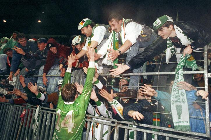 Bremer Europapokalschlacht - SV Werder Bremen - 11FREUNDE BILDERWELT
