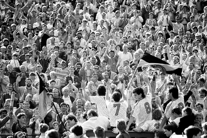 Dresdens Meister 1990 - Dynamo Dresden - 11FREUNDE BILDERWELT