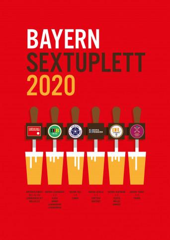 Bayern Sextuplett