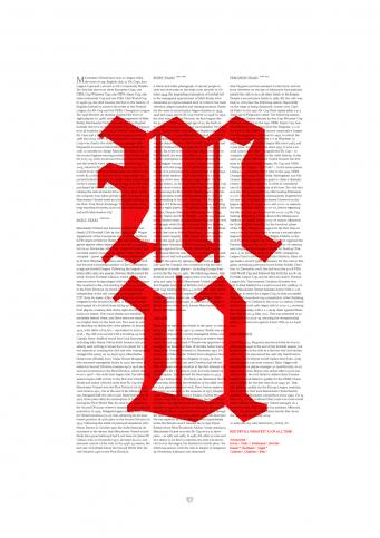 Legendary XI: Manchester Utd. - Poster bestellen - 11FREUNDE SHOP