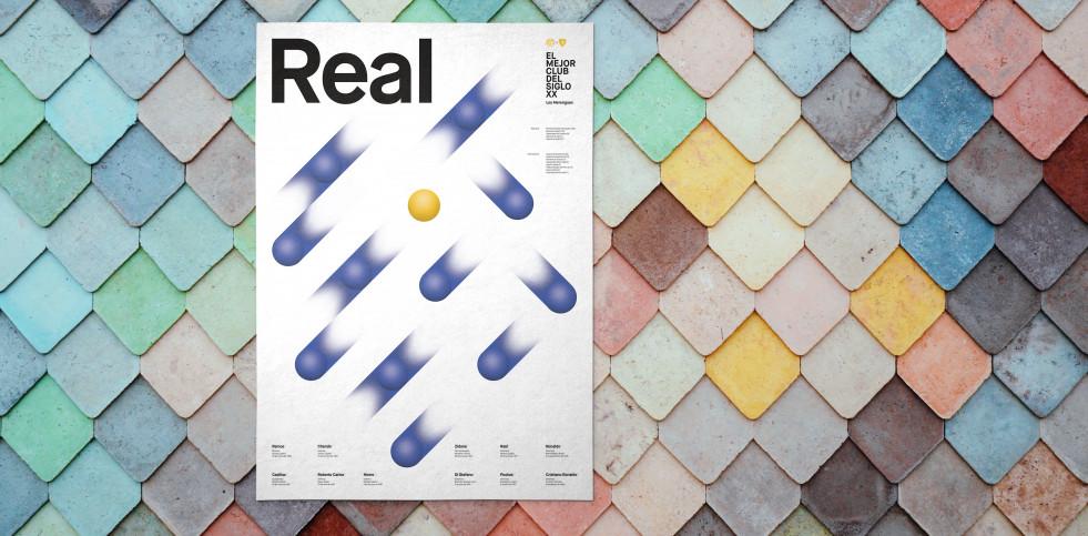 Legendary XI: Real - Poster bestellen - 11FREUNDE SHOP
