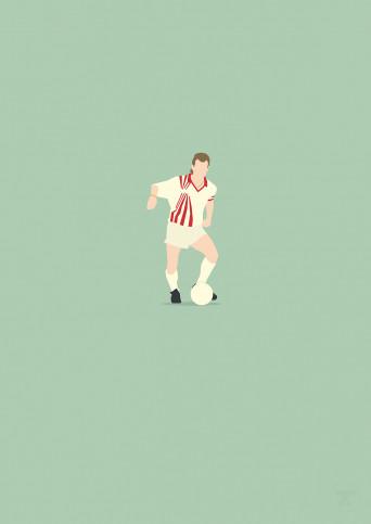 Litti - Pierre Littbarski Poster - 1. FC Köln