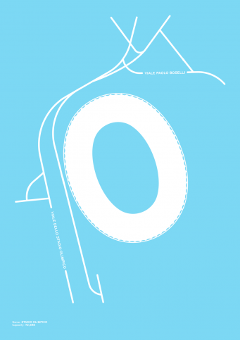 Piktogramm: Lazio - Poster bestellen - 11FREUNDE SHOP