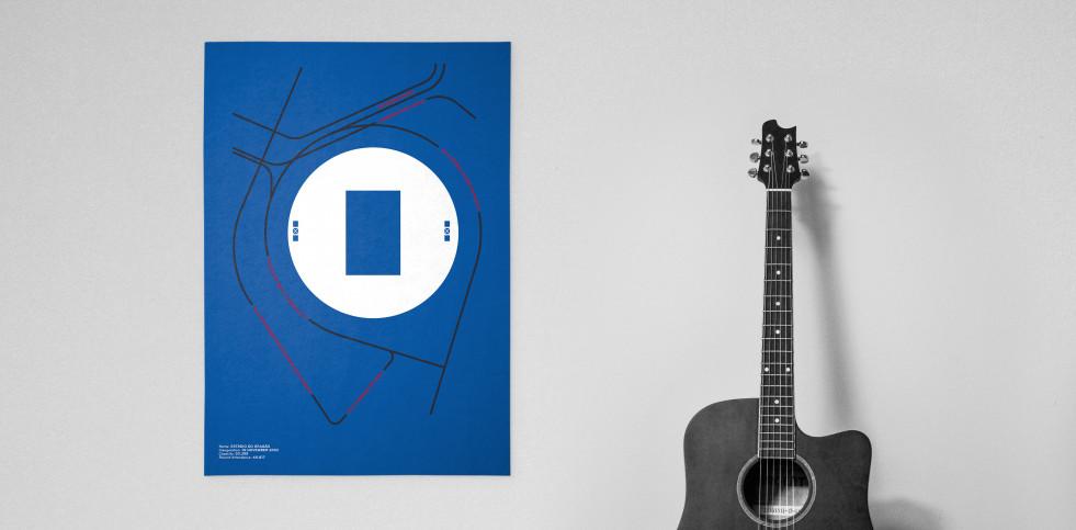 Piktogramm: Porto - Poster bestellen - 11FREUNDE SHOP