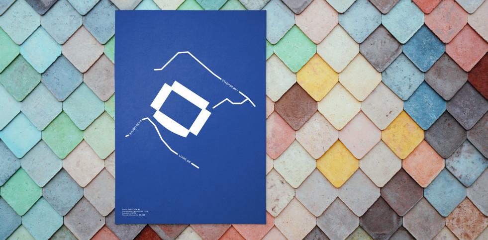 Piktogramm: Wigan - Poster bestellen - 11FREUNDE SHOP