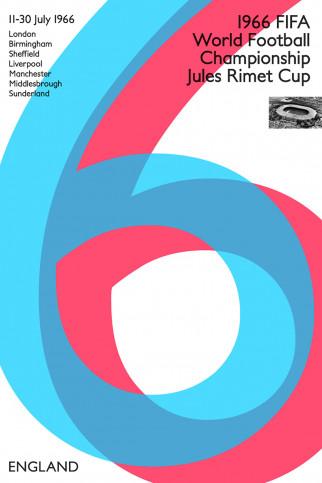 England 1966 - Poster bestellen - 11FREUNDE SHOP