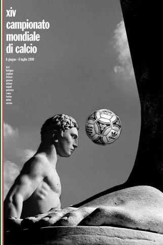 Italy 1990 - Poster bestellen - 11FREUNDE SHOP