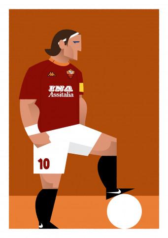 Stanley Chow F.C. - Francesco - Poster bestellen - 11FREUNDE SHOP