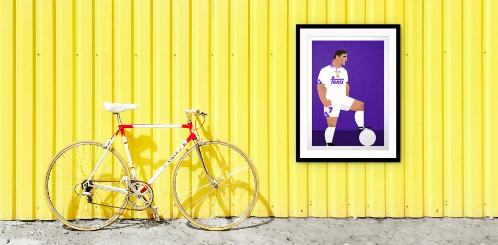 Stanley Chow F.C. - Raúl - Poster bestellen - 11FREUNDE SHOP