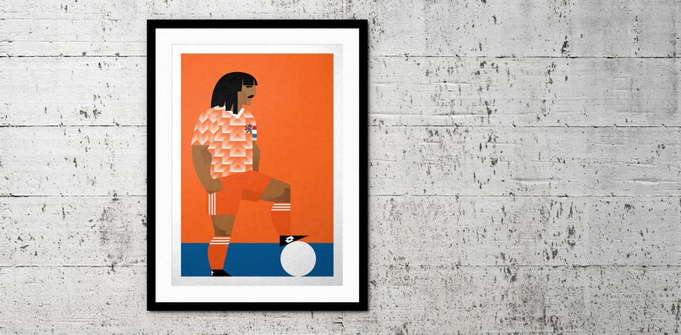 Stanley Chow F.C. - Ruud - Poster bestellen - 11FREUNDE SHOP