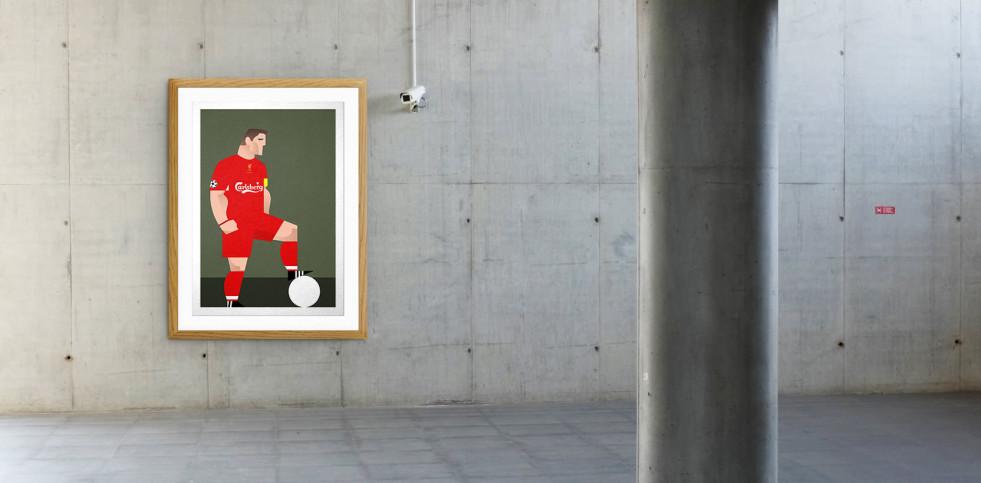 Stanley Chow F.C. - Steven - Poster bestellen - 11FREUNDE SHOP