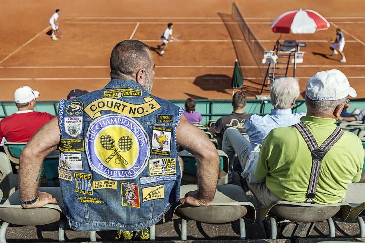 Kutte Tennis - 11FREUNDE BILDERWELT