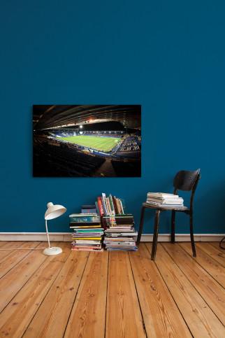 Blick in das St. Andrew's Stadium (Farbe) - Robert Strehler - 11FREUNDE BILDERWELT