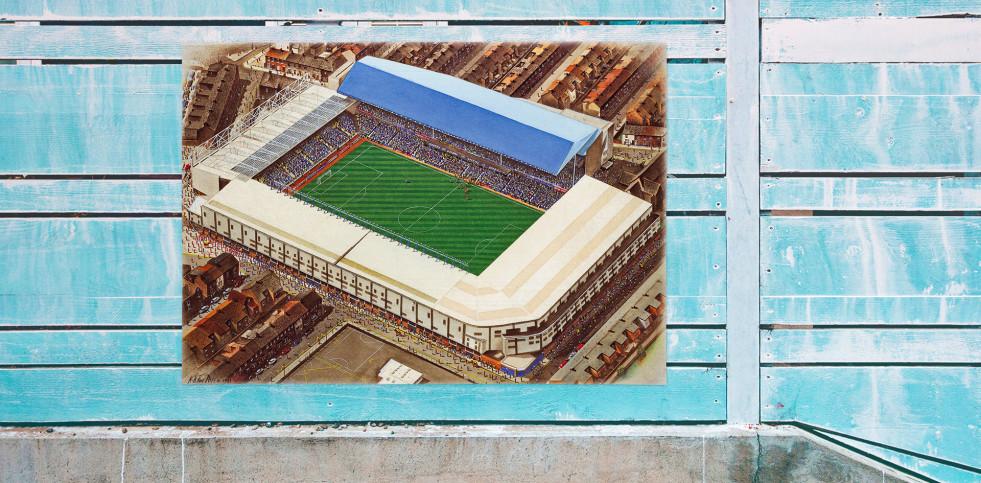 Stadia Art: Goodison Park (2) - Poster bestellen - 11FREUNDE SHOP