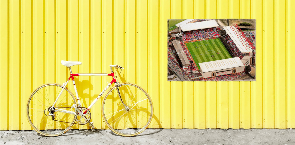 Stadia Art: Oakwell - Poster bestellen - 11FREUNDE SHOP