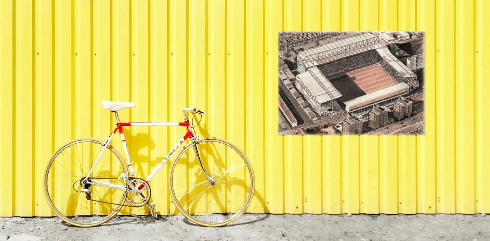 Stadia Art: Upton Park (1) - Poster bestellen - 11FREUNDE SHOP