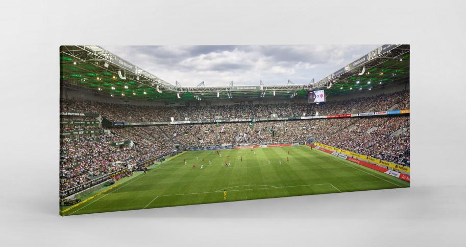 Mönchengladbach (2019) - Fußball Foto Wandbild Leinwand - Borussia Mönchengladbach