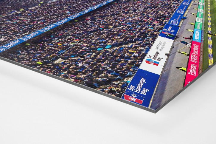Hamburg (HSV, 2019) - Volksparkstadion - Fußball Foto Wandbild Poster Leinwand