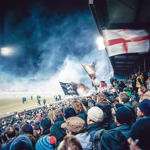 Köpfe der Gegengerade - Susanne Katzenberg - FC St. Pauli - 11FREUNDE SHOP