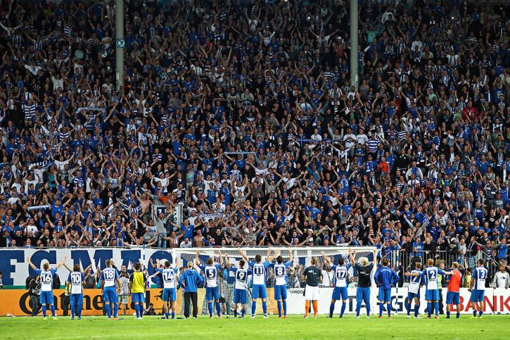Magdeburg jubelt im Pokal - 1. FC Magdeburg - 11FREUNDE BILDERWELT