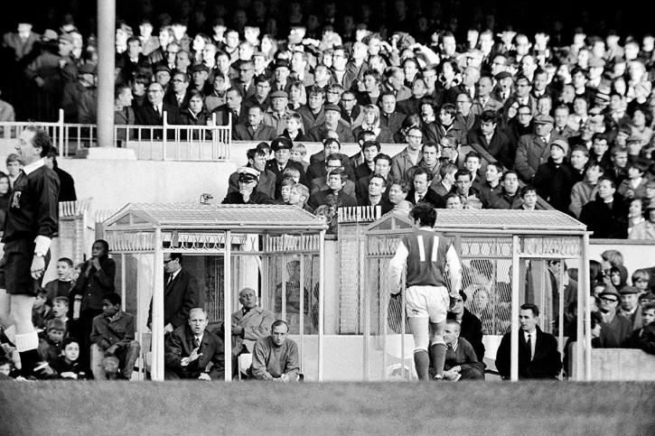 Momentaufnahme Highbury 1969 - 11FREUNDE SHOP - Fussball Wandbild