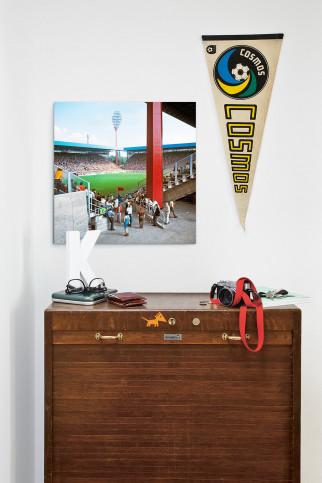 Westfalenstadion 1974 - Fußball Foto Wandbild - 11FREUNDE SHOP