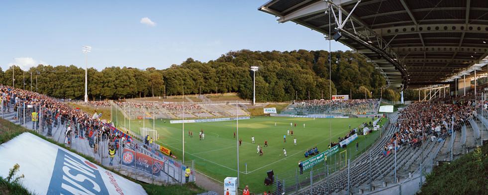 Wuppertal Stadion am Zoo 11FREUNDE BILDERWELT