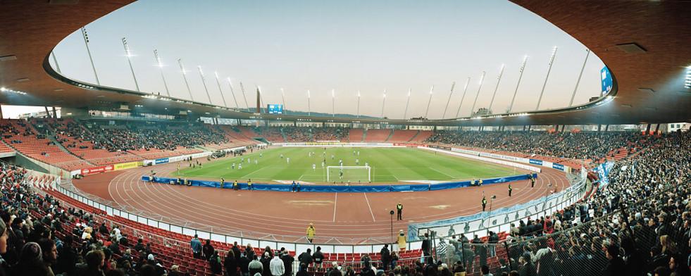Zürich Stadion Letzigrund - 11FREUNDE BILDERWELT