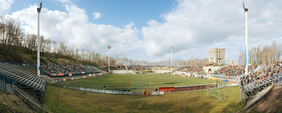 Zwickau Westsachsenstadion - 11FREUNDE BILDERWELT