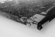 Betzenberg 1963 als Leinwand auf Keilrahmen gezogen (Detail)