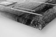Vorverkauf als Leinwand auf Keilrahmen gezogen (Detail)