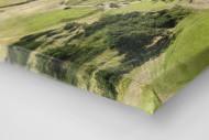 Turnberry Golfresort als Leinwand auf Keilrahmen gezogen (Detail)