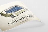 World Of Stadiums: Bernabéu als Poster