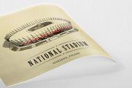 World Of Stadiums: National Stadium als Poster