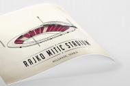 World Of Stadiums: Rajko Mitić Stadium als Poster