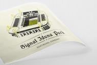 World Of Stadiums: Signal-Iduna-Park als Poster
