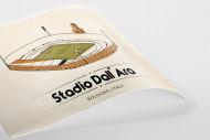 World Of Stadiums: Stadio Dall'Ara als Poster