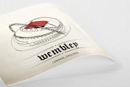 World Of Stadiums: Wembley als Poster