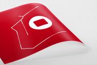 Piktogramm: Arsenal (Emirates Stadium) als Poster
