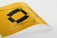 Piktogramm: Wolverhampton als Poster