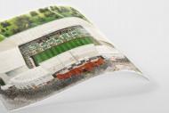 Stadia Art: Celtic Park als Poster