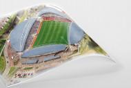 Stadia Art: John Smith's Stadium als Poster