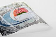 Stadia Art: Wembley (1) als Poster