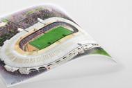 Stadia Art: Wembley (2) als Poster