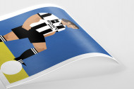Stanley Chow F.C. - Alessandro als Poster