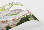 Stadia Art: Anfield (4) als Poster