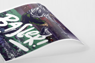 Basler (AllStarGoals - Werder) als Poster
