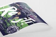 Rost (AllStarGoals - Werder) als Poster