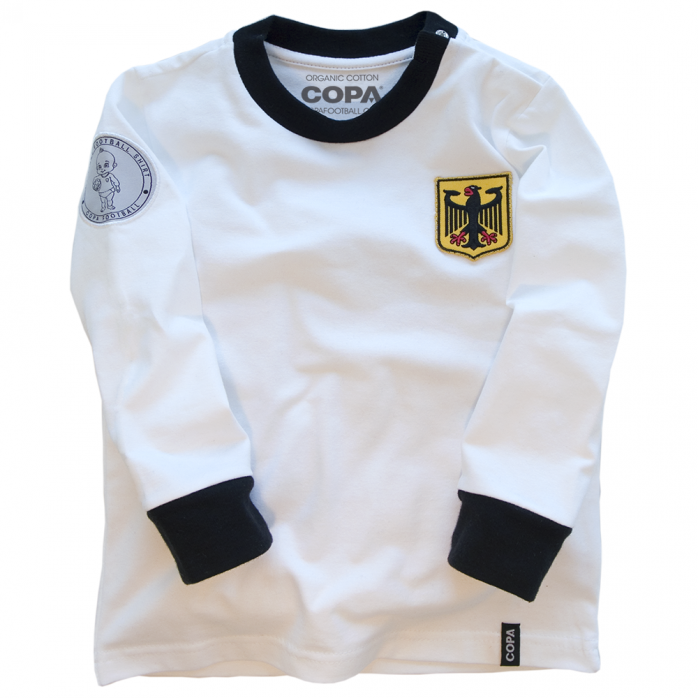 Germany 'My First Football Shirt' Long Sleeve